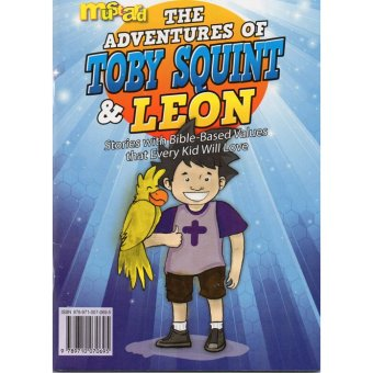 The Adventures of Toby Squint and Leon Price Philippines