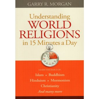 Understanding World Religions in 15 Minutes a Day Price Philippines