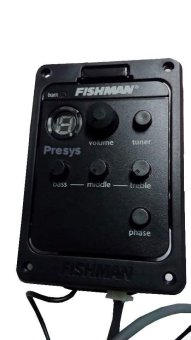 Fishman Guitar Pick Up (101 Presys) Price Philippines