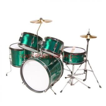 Harga Global Junior Drum Set (Green)