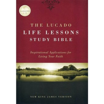 NKJV, The Lucado Life Lessons Study Bible Price Philippines