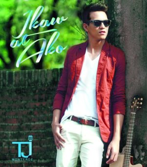 Ikaw at Ako CD by Tj Monterde Price Philippines