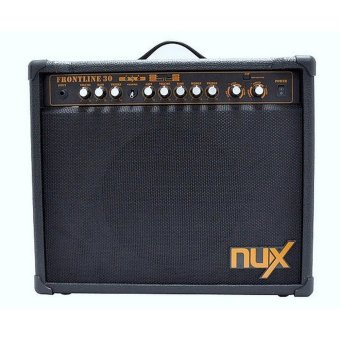 NUX Frontline 30 Electric Guitar Amplifier (Black) Price Philippines