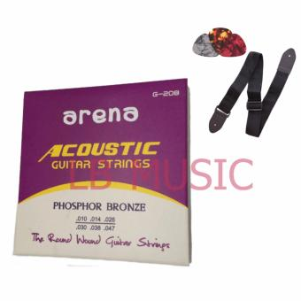 Arena Acoustic guitar string Package Price Philippines