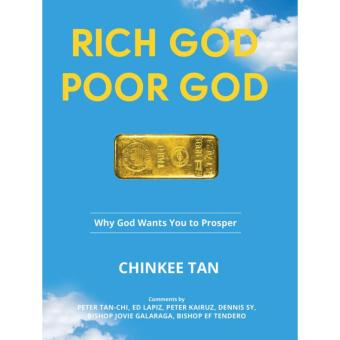 Harga Rich God Poor God by Chinkee Tan