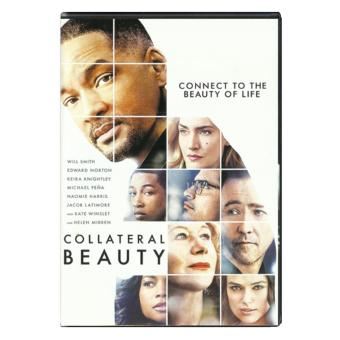 Collateral Beauty DVD Price Philippines