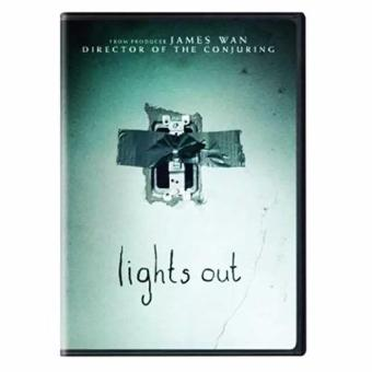 Harga 'Lights Out' DVD