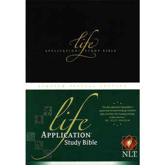 NLT Life Application Study Bible Limited Special Edition Price Philippines