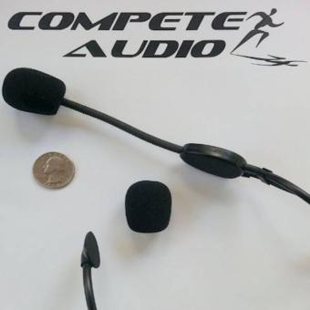 12 Microphone Windscreens Headset/Lapel (Lavalier) Fitness Leader Pack Black Price Philippines