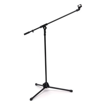 Harga Global Microphone Stand (Black)
