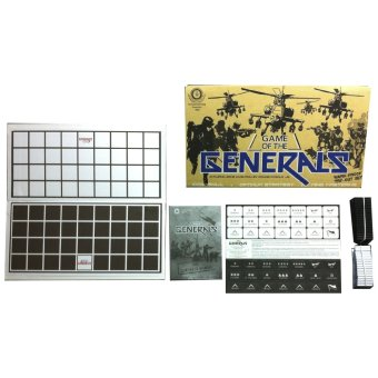 Harga Game of the Generals Bundle of MPR and RTO (Brown)