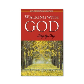 Walking With God Day By Day: 365 Daily Devotional Selections Price Philippines