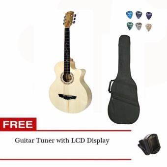 Arena Acoustic Guitar with Pickup Package (natural) Price Philippines