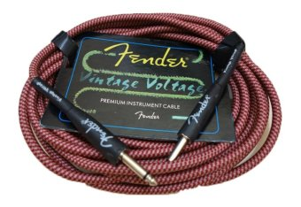 Fender 3 Meters Fender Cable for Piano & Guitars Price Philippines