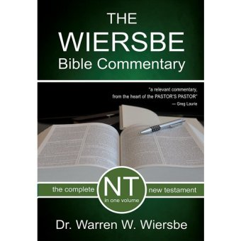 The Wiersbe Bible Commentary - New Testament Price Philippines