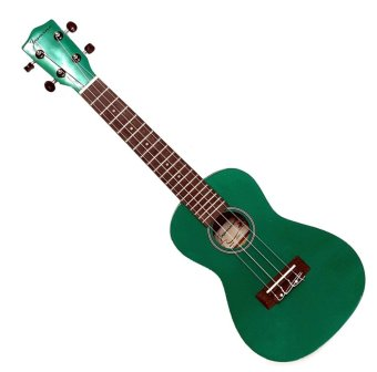 JASMINE Colored Concert Size Ukulele 23 (Green)