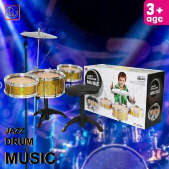 Jazz Drum Music Kids Toy Set