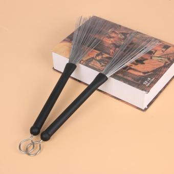 Jazz Drum Sticks Jazz Drum Brush Professional Drumsticks withHandle - intl - 4