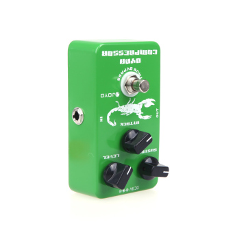 JF-10 Dynamic Compressor Guitar Effect Pedal True Bypass - Intl