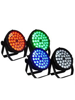 JollyChic 36 LED Flat Par Light Stage Lamp Colorful Romantic Party Stage DJ Light 110-220V-EU - intl
