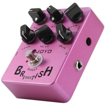 JOYO JF - 16 True Bypass Design British Sound Marshall AmpSimulator Electric Guitar Effect Pedal Price Philippines