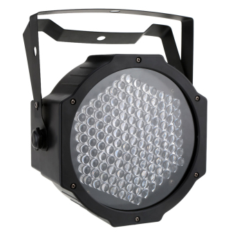 LIXADA Mini 25W DC12V DMX-512 127 LED RGB Stage Par Light Flash Strobe Party Disco DJ KTV with Sound Control - Intl