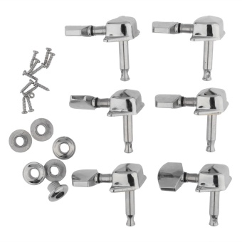 LT365 6 Pcs Guitar String Tuning Pegs Tuners Machine Heads GuitarParts