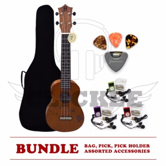 Maerdisi UK24 Mahogany Ukelele Best Brands