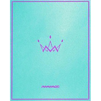 MAMAMOO - Purple (5th Mini Album) [B ver.] CD + Free Gift - intl