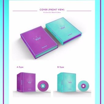 MAMAMOO - Purple (5th Mini Album) [Random Ver.] CD + Free Gift -intl - 2