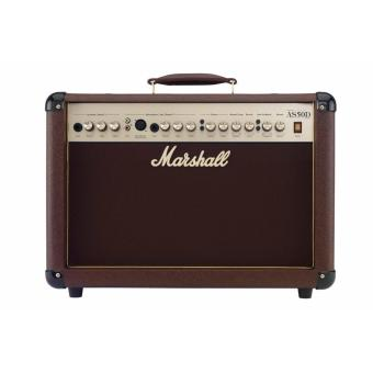 Marshall Acoustic Soloist AS50D 50 Watt Acoustic Guitar Amplifier with 2 Channels, Digital Chorus and Reverb Price Philippines