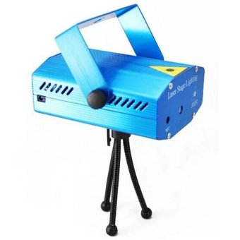 Mini Laser Stage Lighting (Blue) Price Philippines