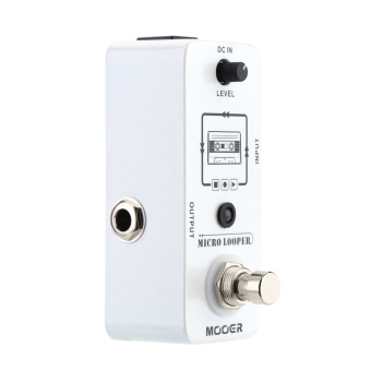 Mooer Micro looper Mini Loop recording Effect Pedal