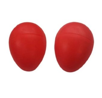 Musical Instrument Egg Shaker Set of 2