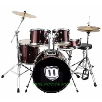 MW Drum Set (wine red)