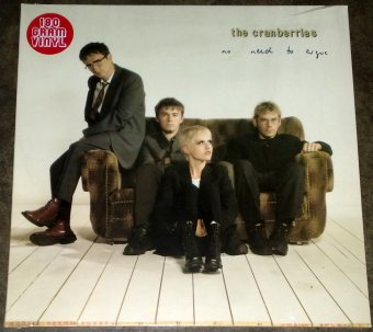 No Need To Argue by The Cranberries Vinyl LP