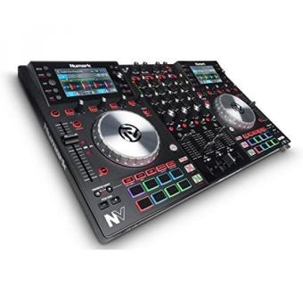 Numark NV | DJ Controller for Serato with Intelligent Dual-DisplayScreens & Touch-Capacitive Knob Price Philippines
