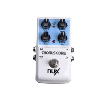 NUX Chorus Core Guitar Effect Pedal True Bypass Price Philippines