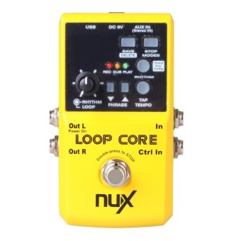 NUX Loop Core Guitar Effect Pedal (Yellow) Price Philippines