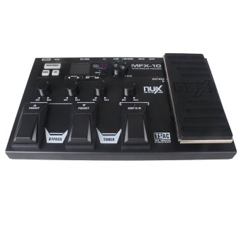 NUX MFX-10 Multi-Effects Processor Guitar Pedal Price Philippines