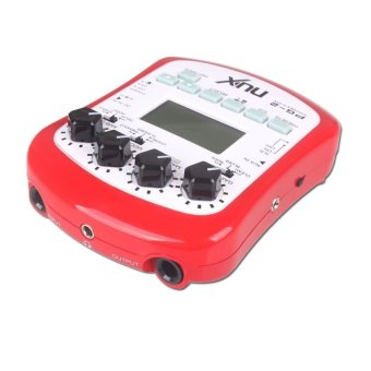 NUX PG-2 Portable Guitar Effects Chromatic/Guitar Tuner Metronome - 4
