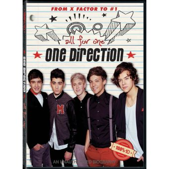 One Direction: All For One (2012) DVD Price Philippines