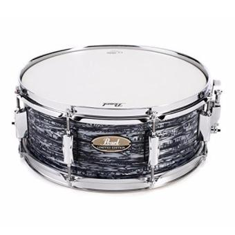 "Pearl Limited Edition Maple Snare Drum - 6.5""x14"", Strata Black Price Philippines"