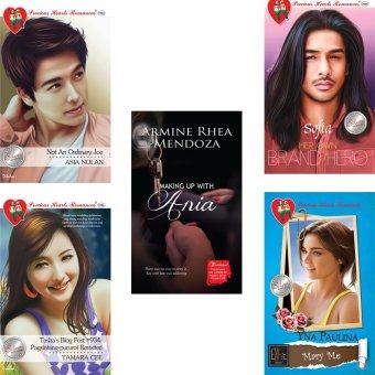 PHR Release Feb. (G) Book Bundle of 5