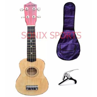 "PREMIER Ukulele Soprano 20"" Package (NATURAL) Price Philippines"