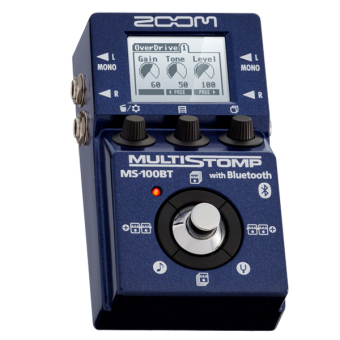 Zoom MS-100BT Guitar Effects Pedal - picture 2
