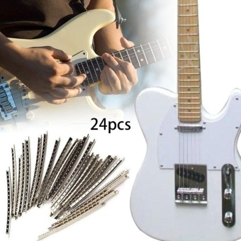 Profession 24 Frets Consonantally Line Copper Fret Electric Guitar Wire - intl