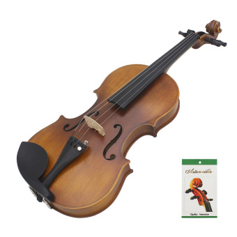 Professional Handmade 4 / 4 Exquisite Varnish Stylish Retro Violin