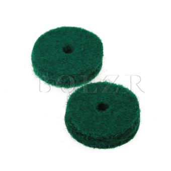 Regulating Hitch Pin Punchings Piano Repair Parts Set of 5 (Green) - picture 2