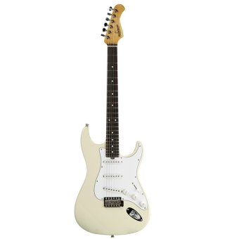 Riverhead RST-3 Electric Guitar (Olympic White)